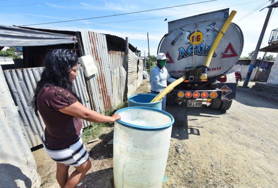 Agua potable, Monte Sinaí - Noticias de Ecuador