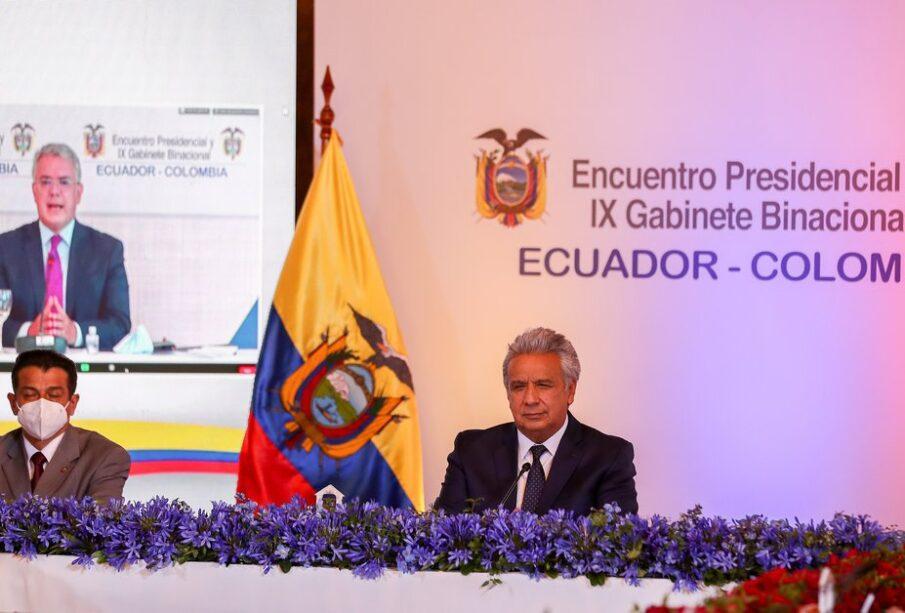 Encuentro Presidencial y IX Gabinete Binacional - Noticia de Ecuador