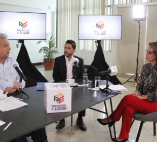 Lenin Moreno - Programa radial - Noticias de Ecuador