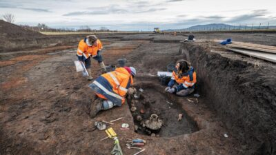 Hallazgo arqueológico en Francia - Noticia de Ecuador