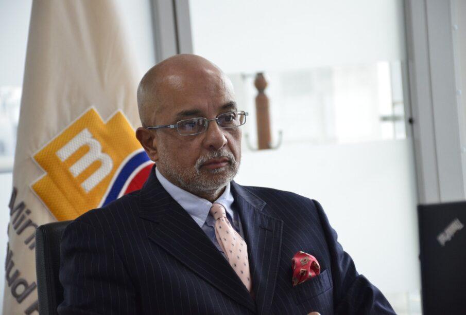 Xavier Solórzano, Viceministro de Salud - Noticias de Ecuador