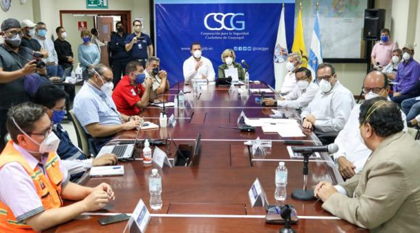 COE Guayaquil anuncia medidas - Noticia de Guayaquil