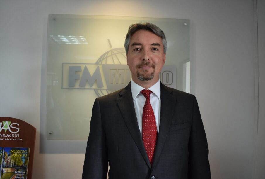 Felipe Ribadeneira, Comité Empresarial Ecuatoriano - Noticia de Ecuador