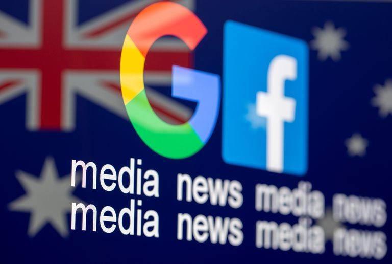 Google y Facebook vs. Australia