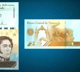 1 millón de bolívares - Noticias de Ecuador