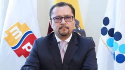 10 datos bomba del audio del ministro Mauro Falconí - Noticias de Ecuador