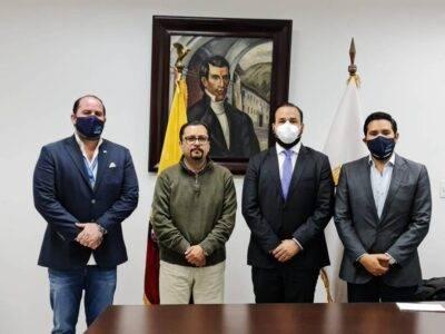 Convenio entre Municipio de Guayaquil y Ministerio de Salud Pública - Noticias de Ecuador