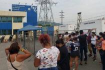 Amotinamiento en la Penitenciaría de Guayaquil - Noticias de Ecuador