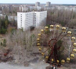 Chernóbil y sus 35 años - Noticias de Ecuador