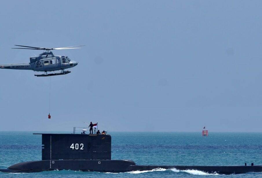 Hallan submarino indonesio, hundido - Noticias de Ecuador
