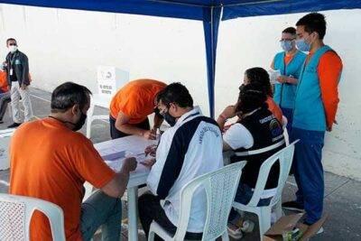 Votación dentro de las cárceles de Ecuador - Noticias de Ecuador