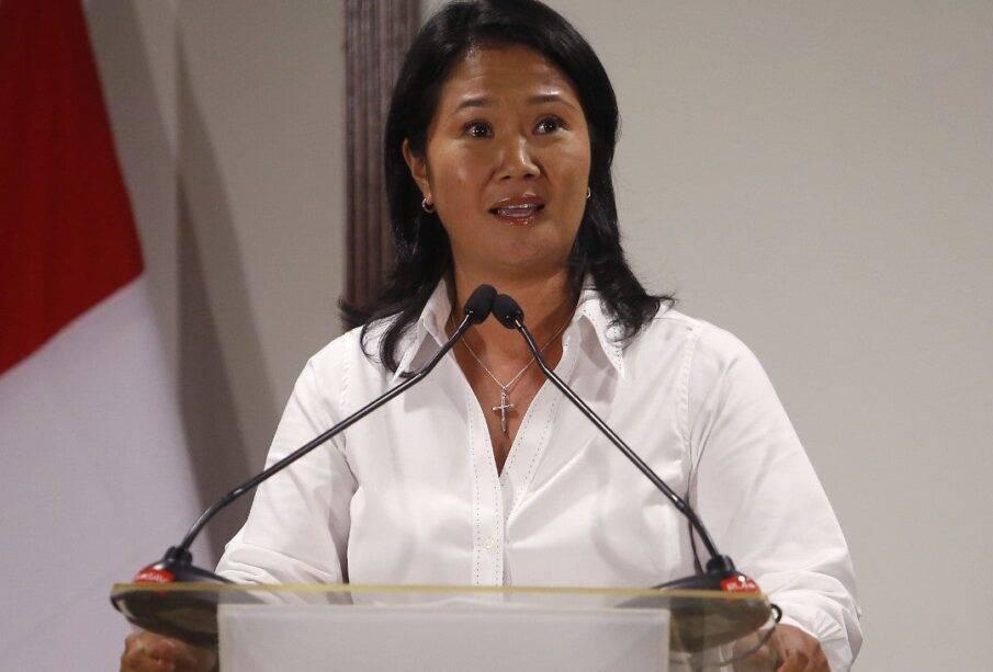 Dictan prisión preventiva para Fujimori - Noticias de Ecuador