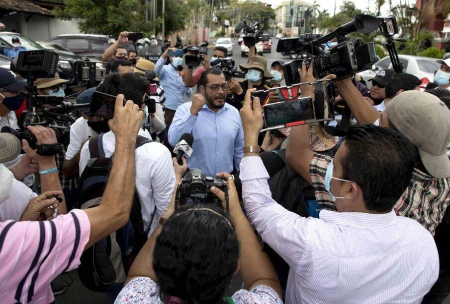 Opositores nicaragüense detenidos - Noticias de Ecuador