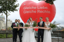 Matrimonio igualitario en Suiza - Noticias de Ecuador