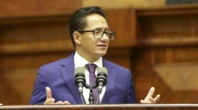 Defensor del pueblo es destituido y censurado por la Asamblea - Noticias de Ecuador