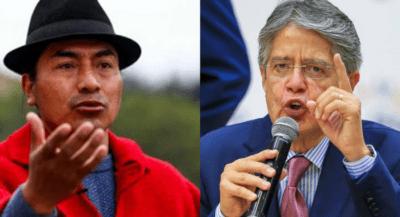 Leónidas Iza envía una advertencia a Guillermo Lasso y le pide que no difunda mentiras - Noticias de Ecuador